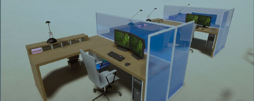 Desk Screen Partitions